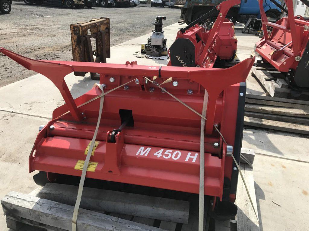 2017 AHWI PRINOTH M450E-1100