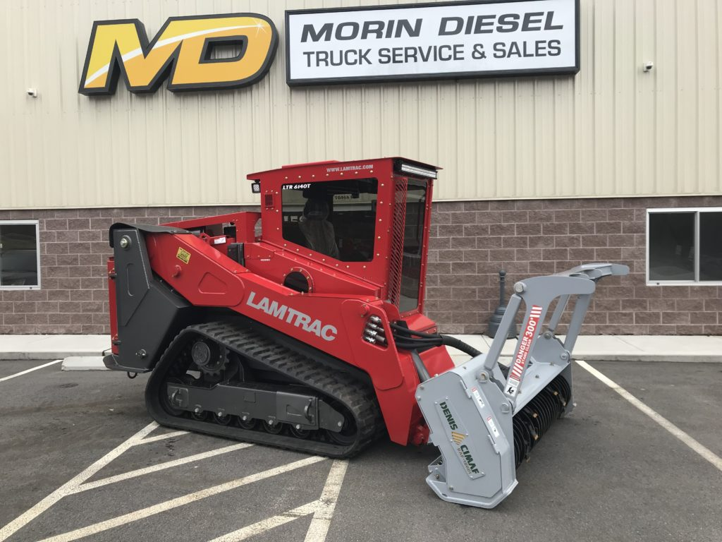 2018 LAMTRAC LTR6140T