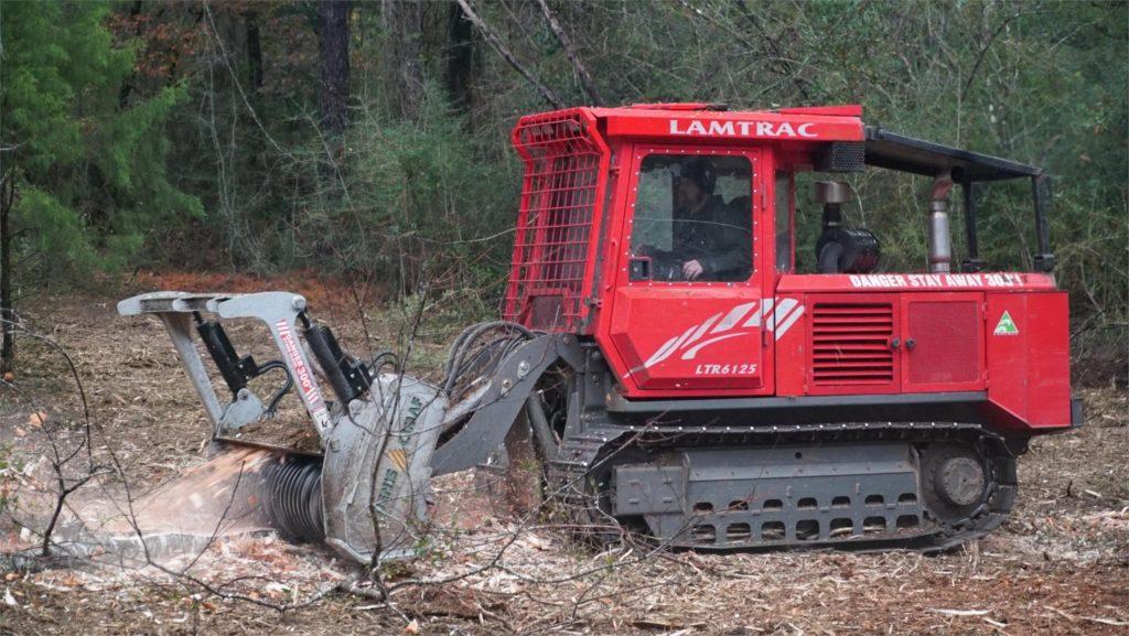 2007 LAMTRAC LTR6125