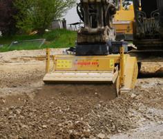 Excavator Mulchers | Morin Diesel Forestry